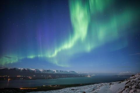 Islands färger