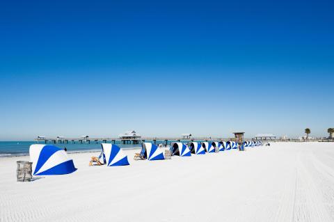 Clearwater Beach, Florida. Foto: iStock