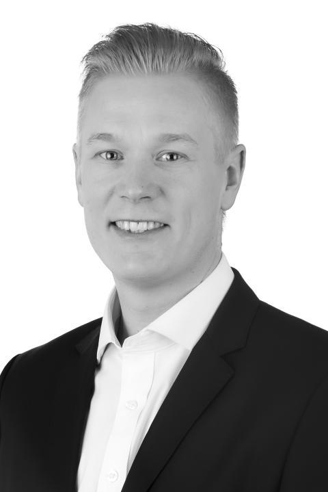 Alexander Hansson blir ny konsultchef på OnePartnerGroup i Ljungby