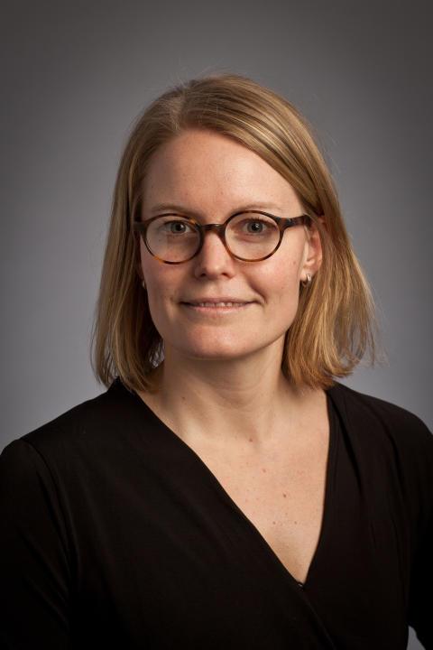 Jessica Arvidsson, doktorand i handikappvetenskap, Högskolan i Halmstad