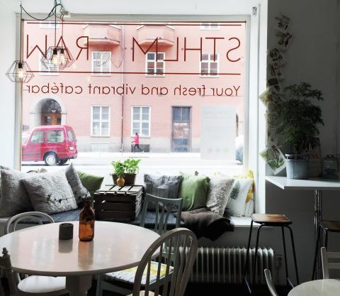 Gott By Malin utökar - köper caféet Sthlm Raw