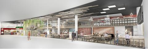 Umoe Restaurants tar nye andeler på Oslo Lufthavn