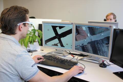 Nu kan du skapa dina 3D data direkt till Topocad med EspaCity!