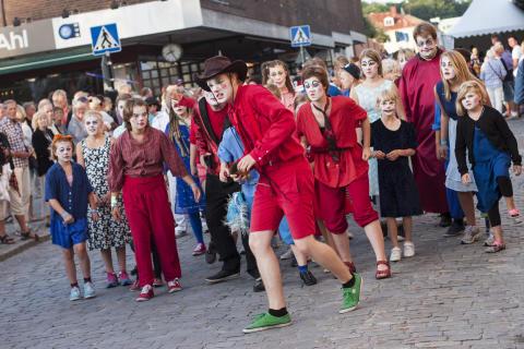 Östersjöfestivalen 2014. Fotograf: Annika Bergh