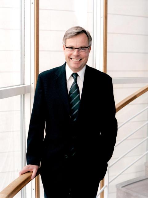 Rolf Wolff ny vd i Chalmersstiftelsen