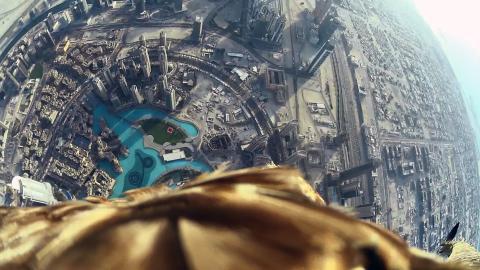 Adlerflug_Burj Khalifa_Freedom_von Sony_04