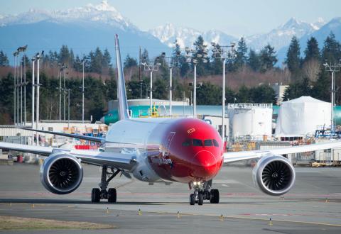 EI-LNI Boeing 787-9 Dreamliner
