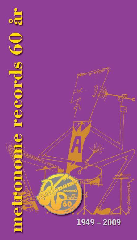 Metronome Records 1949-2009 albumkonvolut