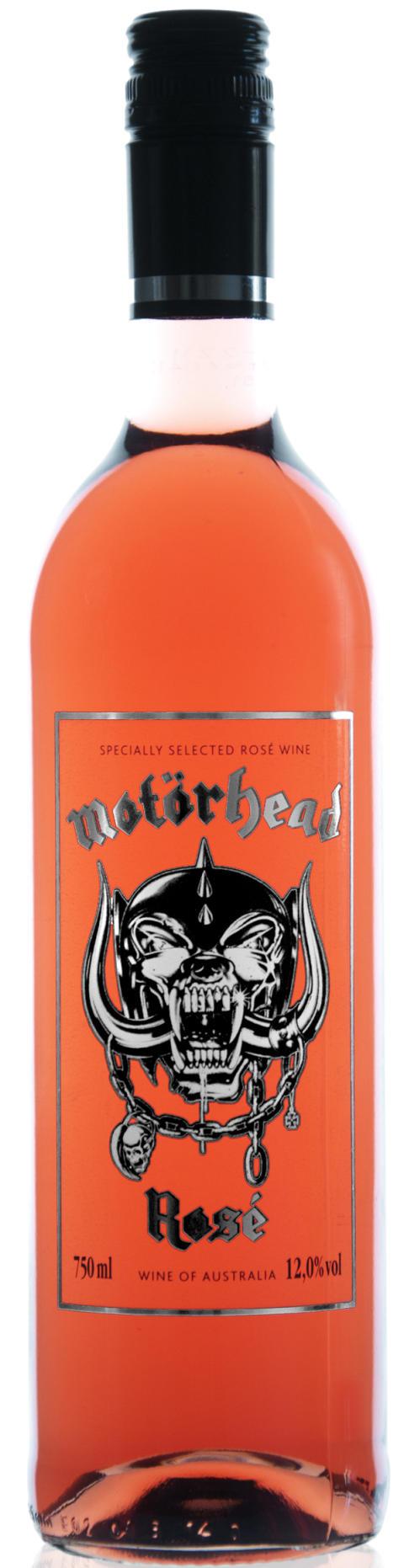 Motörhead Rosé
