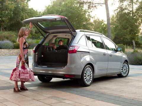Ford Grand C-MAX. Årets Bil i Danmark 2011