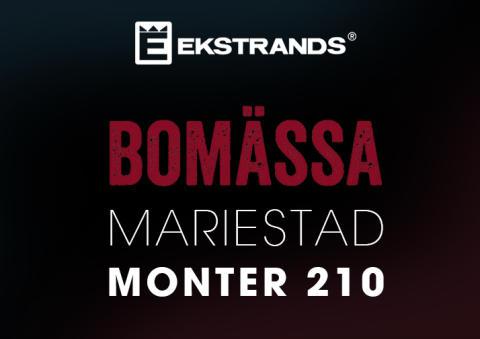 Ekstrands på Bomässan i Mariestad 24-26 februari 2017
