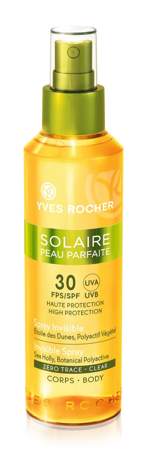 Solaire Peau Parfaite Invisible Spray – Högt skydd SPF 30