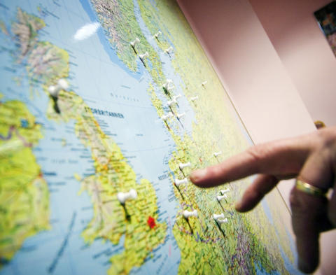 Regionalt exportcenter etableras - Kronoberg först ut