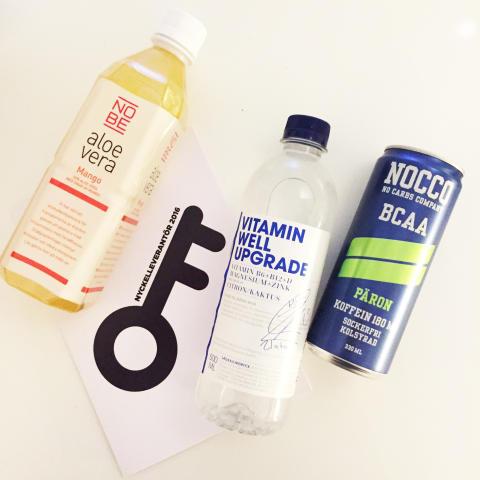 Vitamin Well har utnämnts av Circle K till Nyckelleverantör 2016