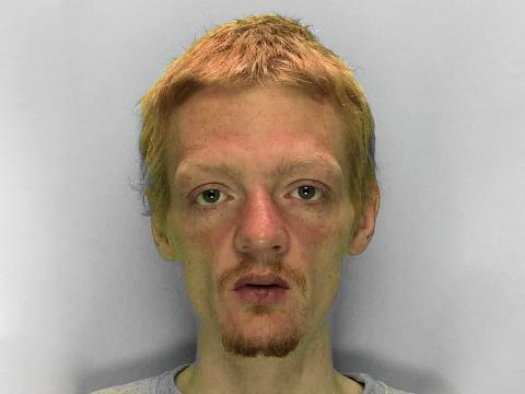 Man jailed for stealing charity collection tins
