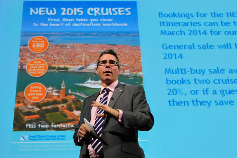Get 'closer to the destination' on Fred. Olsen Cruise Lines' smaller ships  to 245 ports in 81 countries in 2015/16