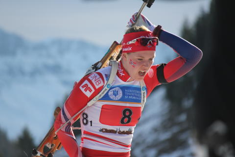 Anne Marit Bredalen,stafett junior kvinner,junior-vm 2016
