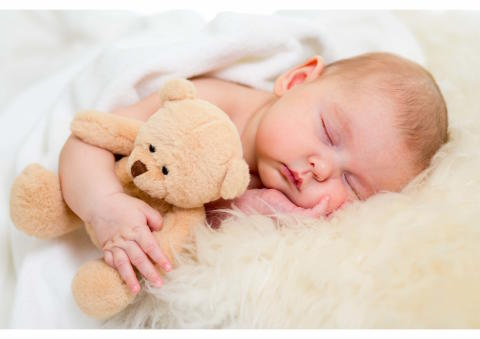 Babies fed with formula containing SN-2 palmitate sleep more