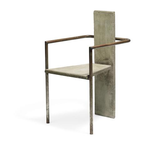 """Jonas Bohlin: """"Concrete Chair"""""""