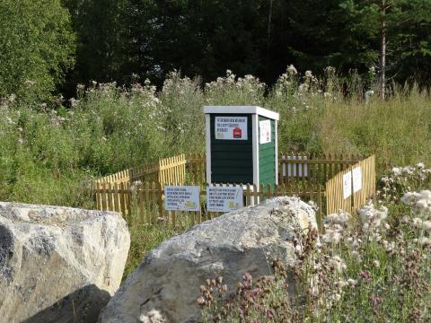 Sigtuna -första destinationen att satsa på biodling