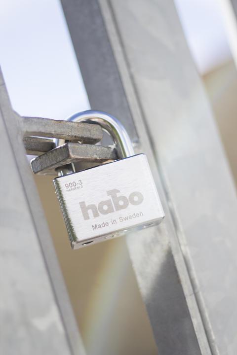 Habo Hänglås 900-3 (8)
