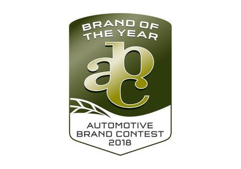 """Marke des Jahres: Mitsubishi siegt beim """"Automotive Brand Contest"""" 2018"""