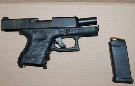 Firearm recovered at address in Vauxhall