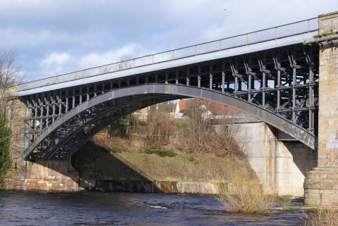 Moray Telfords Bridge