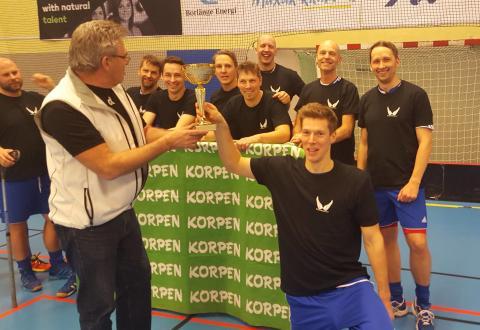 Korpen Borlänges kvalomgång i Sweden Floorball Cup är avgjord