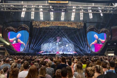 P!NK / Amsterdam 16. juni 2019
