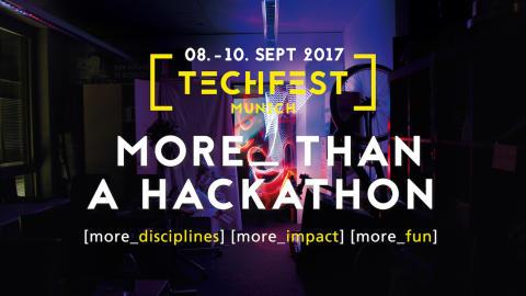 TECHFEST Munich 2017