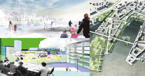 Jubileumsparken till år 2021 och framöver – en plats för alla, präglad av badkultur och grönska