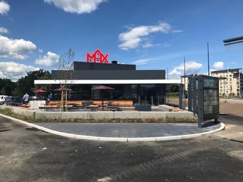 Äntligen står nya Max klar i Växjö