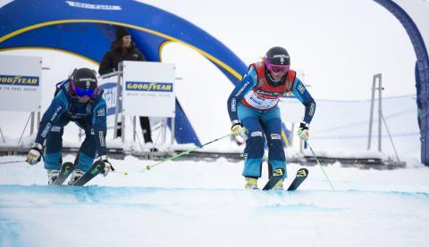 Skicrosslandslaget bjuder på action under SM-veckan