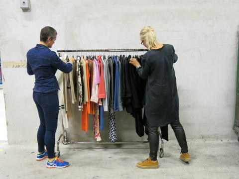 Celinas klær kan bli dine!