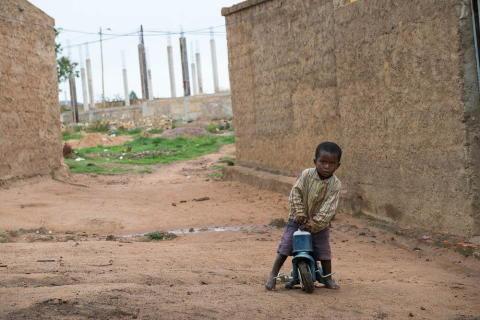 Verdens første humanitære toppmøte må prioritere barn uten omsorg