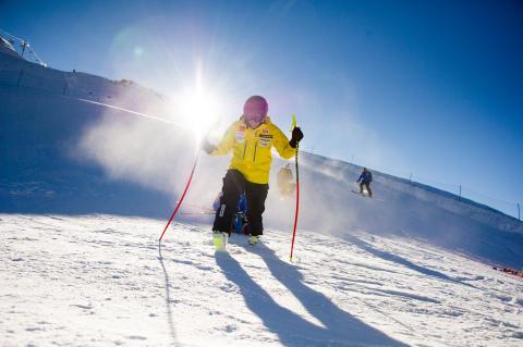 Fullmatad vecka väntar för det alpina landslaget