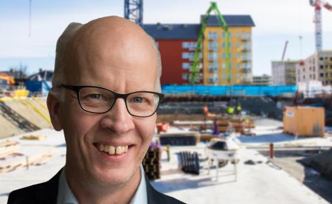 Hållbart byggande – nu ökar vi takten