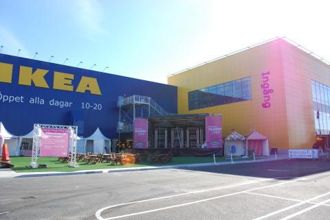Idag öppnas världens nyaste IKEA varuhus i Helsingborg