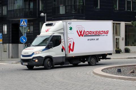 Widrikssons en av tre nominerade i Stora Åkeripriset