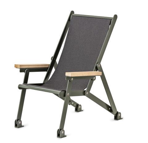 Loj Sun chair design Thomas Bernstrand.