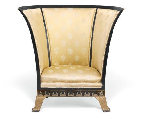 Art Deco Stoel : Okrągły stół art deco z lat xx wieku neoantyk pl