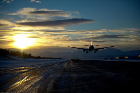 Luftfart avgjørende for veksten i nordnorsk turisme