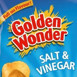 How Golden Wonder rubbed salt & vinegar into Walkers' wounds