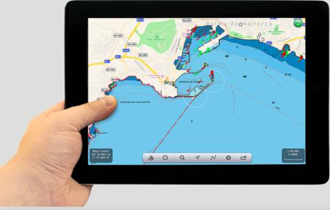 Navigational planning app enhances offering with Norwegian charts