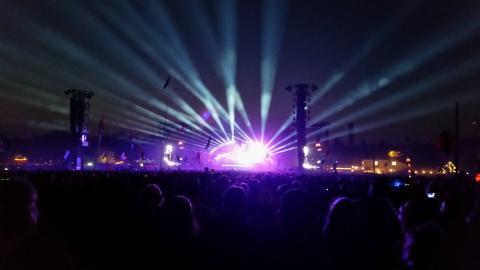 Travl uge på det mobile netværk under Roskilde Festival