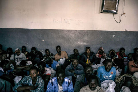 Press conference: Horrific conditions in Libyan detention centres