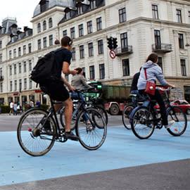 Ny undersökning: Stockholmarna vill satsa på cykel!