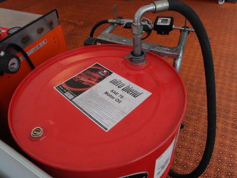 Nitro Blend Motor Oil SAE 70