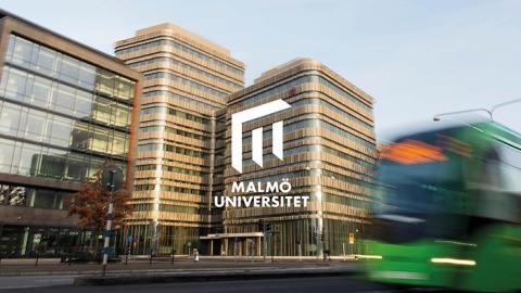 Så ska Malmö universitets nya logotyp se ut